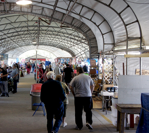 Photo of Big Top Flea Market