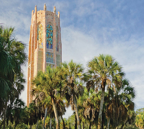 Photo of Bok Tower Gardens