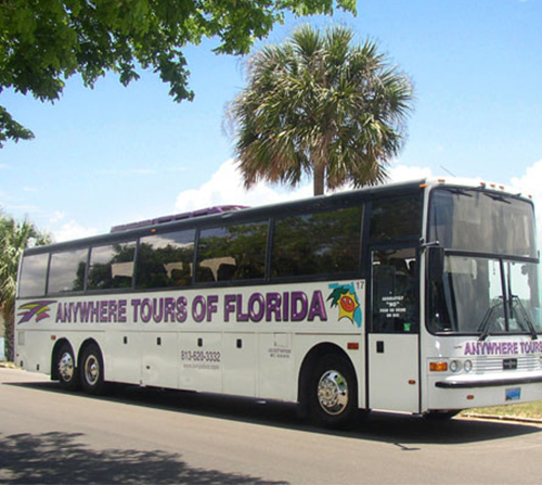 Photo of Anywhere Tours of Florida Inc.