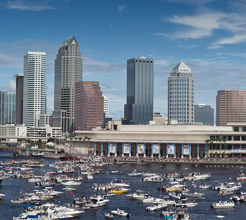 Photo of Riverwalk at Tampa Convention Center