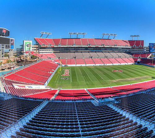 Photo of Raymond James Stadium - Tampa Sports Authority