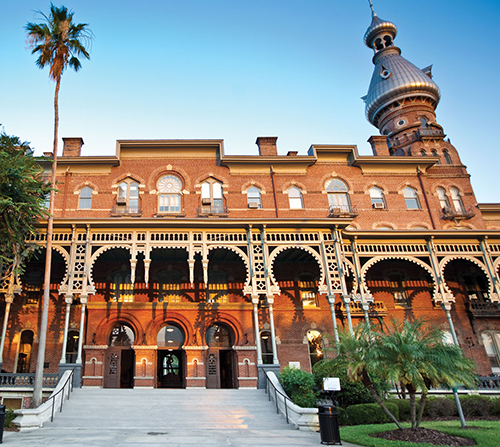 Photo of University of Tampa