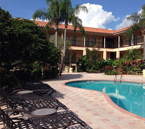 Holiday Inn & Suites Tampa North - Busch Gardens