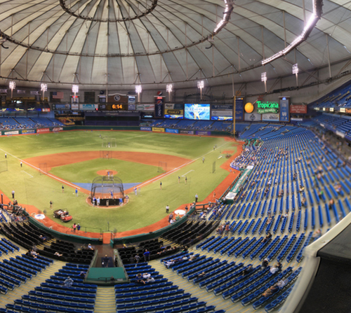 Photo of Tropicana Field