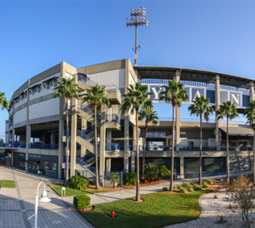 Photo of New York Yankees at George M. Steinbrenner Field
