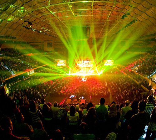 Photo of USF Sun Dome
