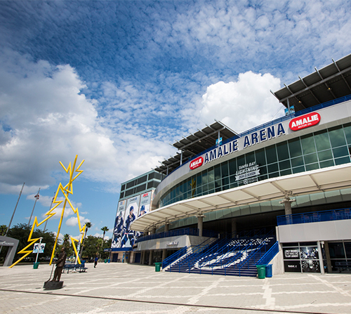 Photo of Amalie Arena