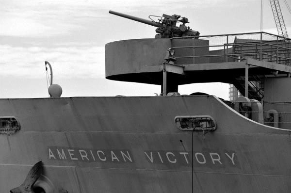 Photo of American Victory Ship Mariners Museum