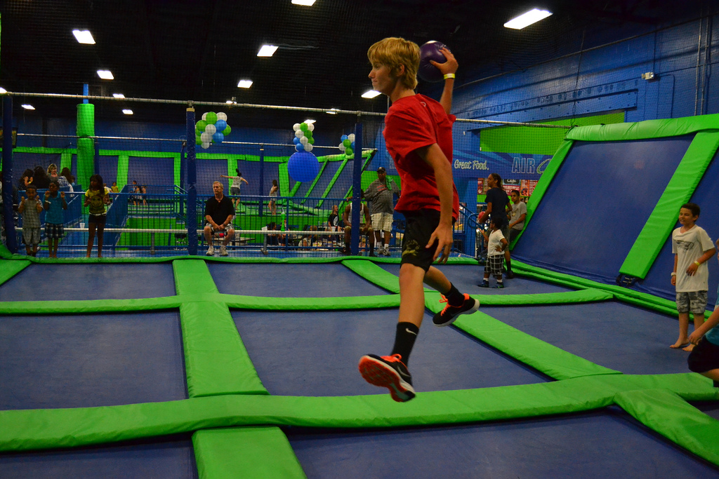 Photo of AirHeads Trampoline Arena