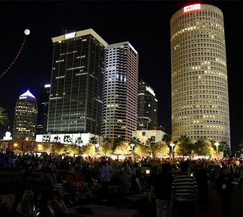 Photo of Gasparilla Music Festival