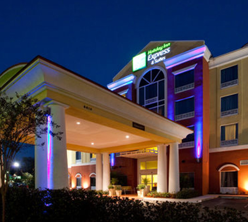 Holiday Inn Express & Suites Tampa Fairgrounds