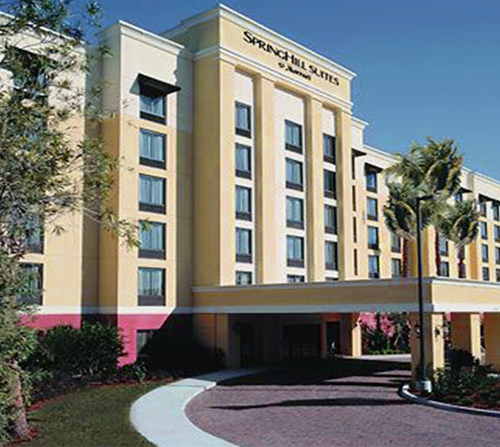 Photo of SpringHill Suites by Marriott - Tampa/Westshore