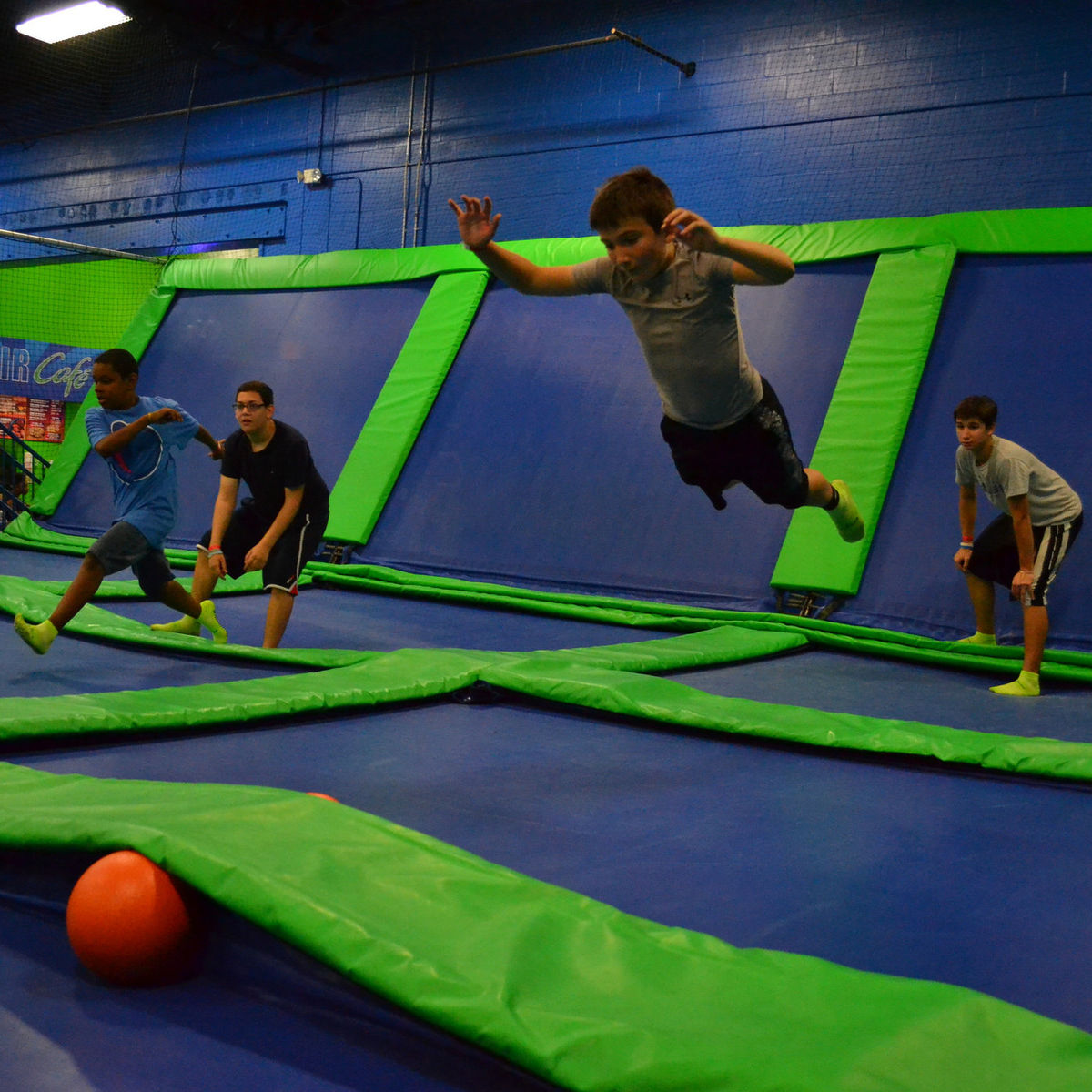 Photo of $4 Off One-Day Admission at AirHeads Trampoline Arena