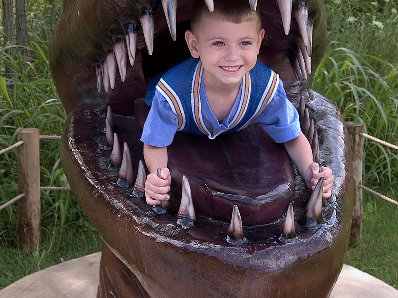 Photo of $2 off per adult at Dinosaur World
