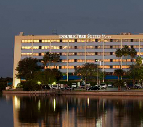 Photo of $25 Tampa Gas Card Package at DoubleTree Suites by Hilton Tampa Bay