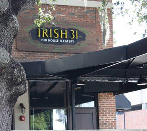 Photo of Buy one draft beer or house wine, receive one free at Irish 31