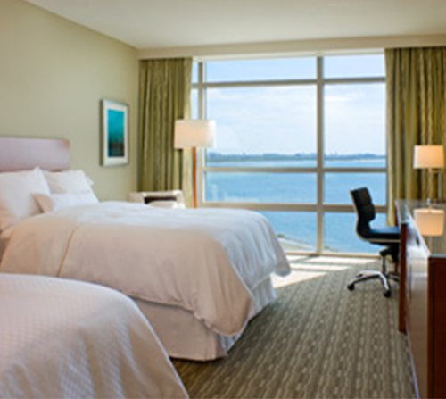 Photo of Weekend Passport: Free Parking and More at The Westin Tampa Bay