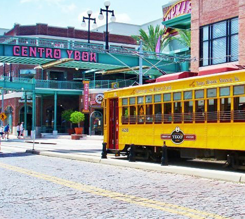 Photo of Buy One, 1-Day Unlimited Ride Fare Card and get on at half price at Tampa Historic Streetcar