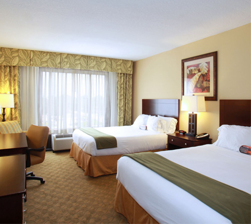 Photo of 15% off at Holiday Inn Express & Suites USF - Busch Gardens