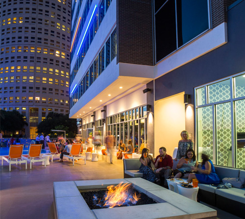 Photo of Aloft Tampa Downtown - Gasparilla Music Festival Package 2015