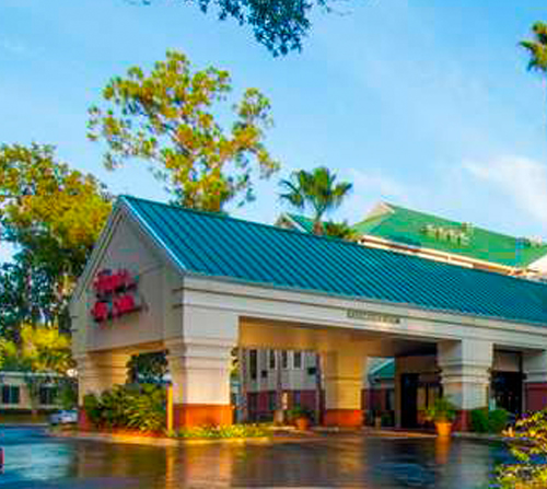 Photo of Busch Gardens Tampa Package - Hampton Inn & Suites Tampa North