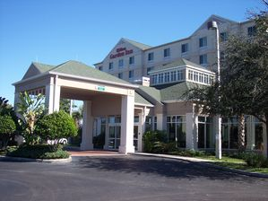 Photo of Bed and Breakfast Special at Hilton Garden Inn Tampa North