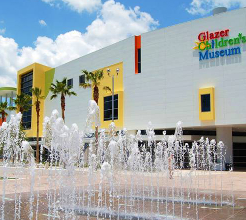 Photo of $3 Off General Admission at the Glazer Children's Museum