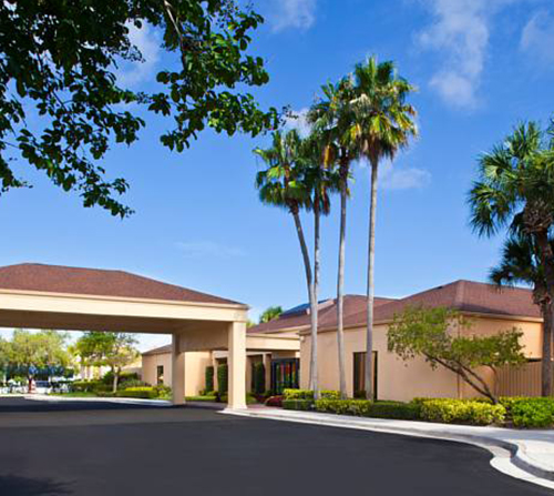 Photo of Parking Included for your next cruise at the Courtyard Tampa Westshore/Airport!
