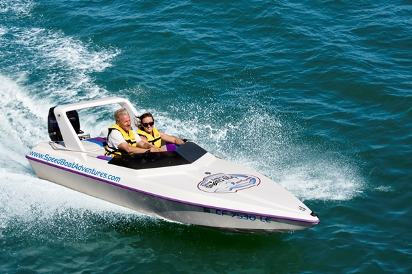 Photo of $10 OFF any Speed Boat Adventure Tour!