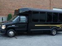20 Pax limo bus