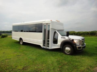 28-30 Passenger Limo Bus