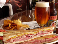 Columbia's Original Cuban Sandwich