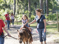 Pony Rides at Old McMicky's Farm