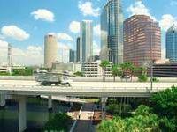 Selmon Expressway - Downtown