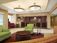 Homewood Suites Tampa Brandon Front Desk