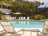 Hotel by Tampa Airport Hilton Tampa Airport Westshore Pool.jpg