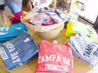 Tampa Bay Visitor Center Shirts