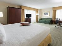 King Room with Sofabed Hampton Inn Downtown Tampa Hotel