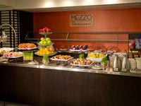 Mezzo Restaurant Open for Breakfast