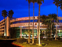 Sheraton Tampa East Hotel ( exterior night )