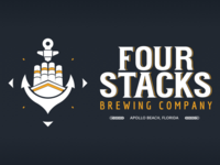 Four Stacks Brewing Company Logo