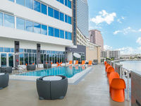 Aloft Pool Deck