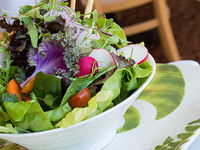 The Riverside House Salad